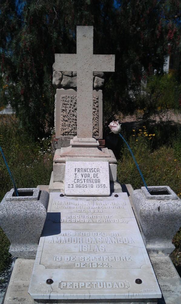 San Bartolo, panteón municipal de Pachuca, Hdgo. México (2/4)