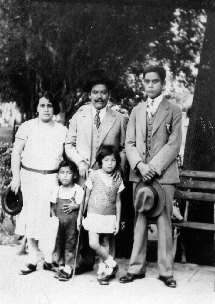 General Austreberto Castañeda Porcayo (1888-1943) (3/5)