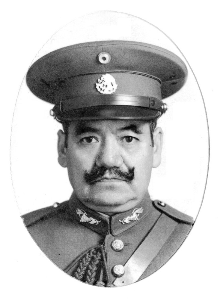 General Austreberto Castañeda Porcayo (1888-1943) (1/5)