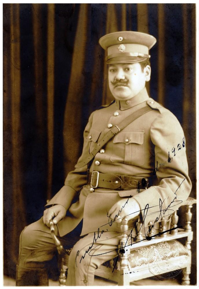 General Austreberto Castañeda Porcayo (1888-1943) (2/5)