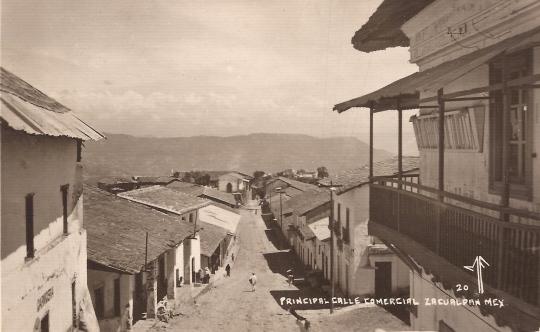 Antiguo Zacualpan 1 (19..)