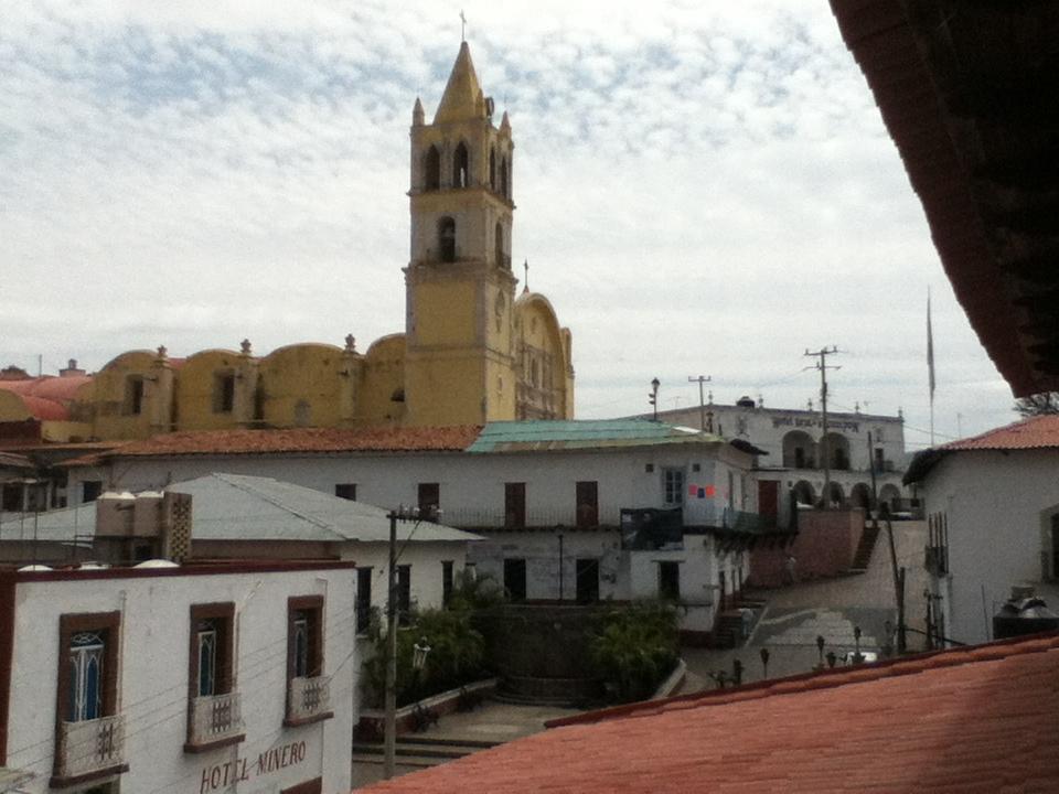 Zacualpan y su Picacho de Oro y Plata, (una carrera de 5 Km