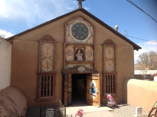 Capilla Santo Niño de Atocha, Chimayó, NM, 2013