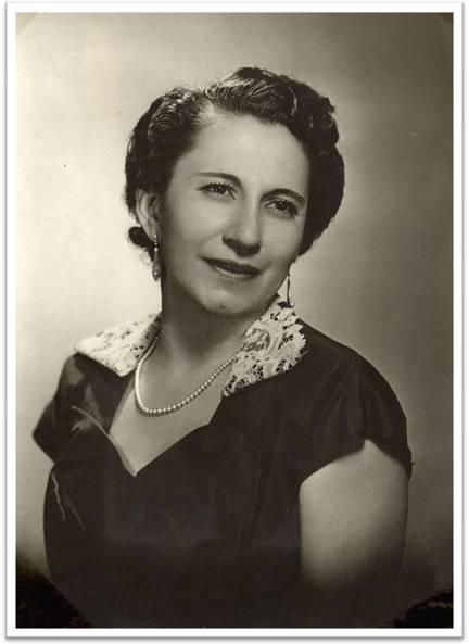 CARMEN CASTAÑEDA OLEA (1914-2012) (2/5)