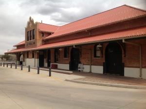 Estacion ferrocarril, Las Veg