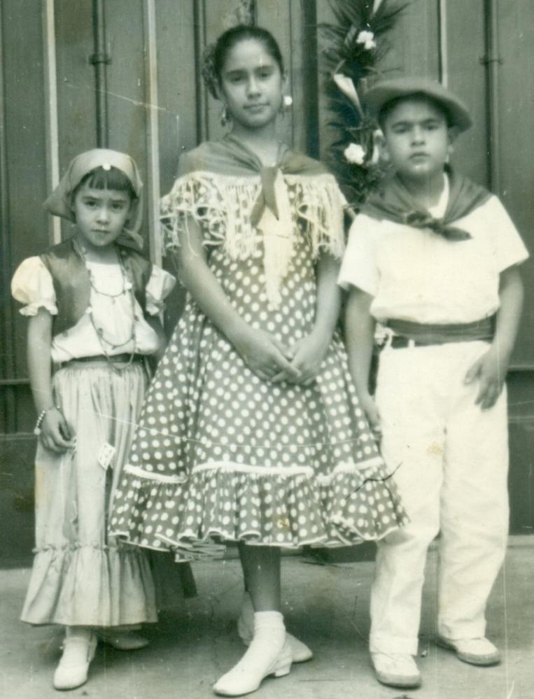 CARMEN CASTAÑEDA OLEA (1914-2012) (3/5)
