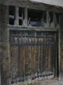 Puerta fantasmal