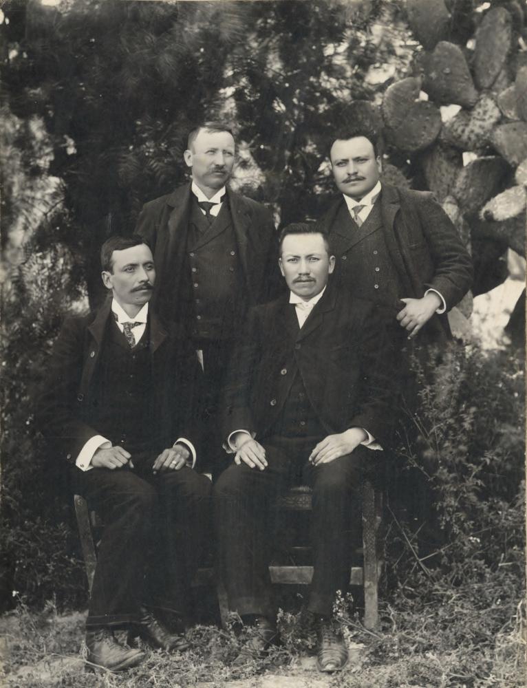 Licenciado Amador Castañeda Jaimes (1871-1934), Ex-Gobernador Interino de Hidalgo, México  1912 (2/6)