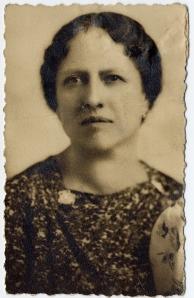 R.'s Bisabuela María Sabás Francisca Yslas Montaño 12 Oct. 1938 - Copy