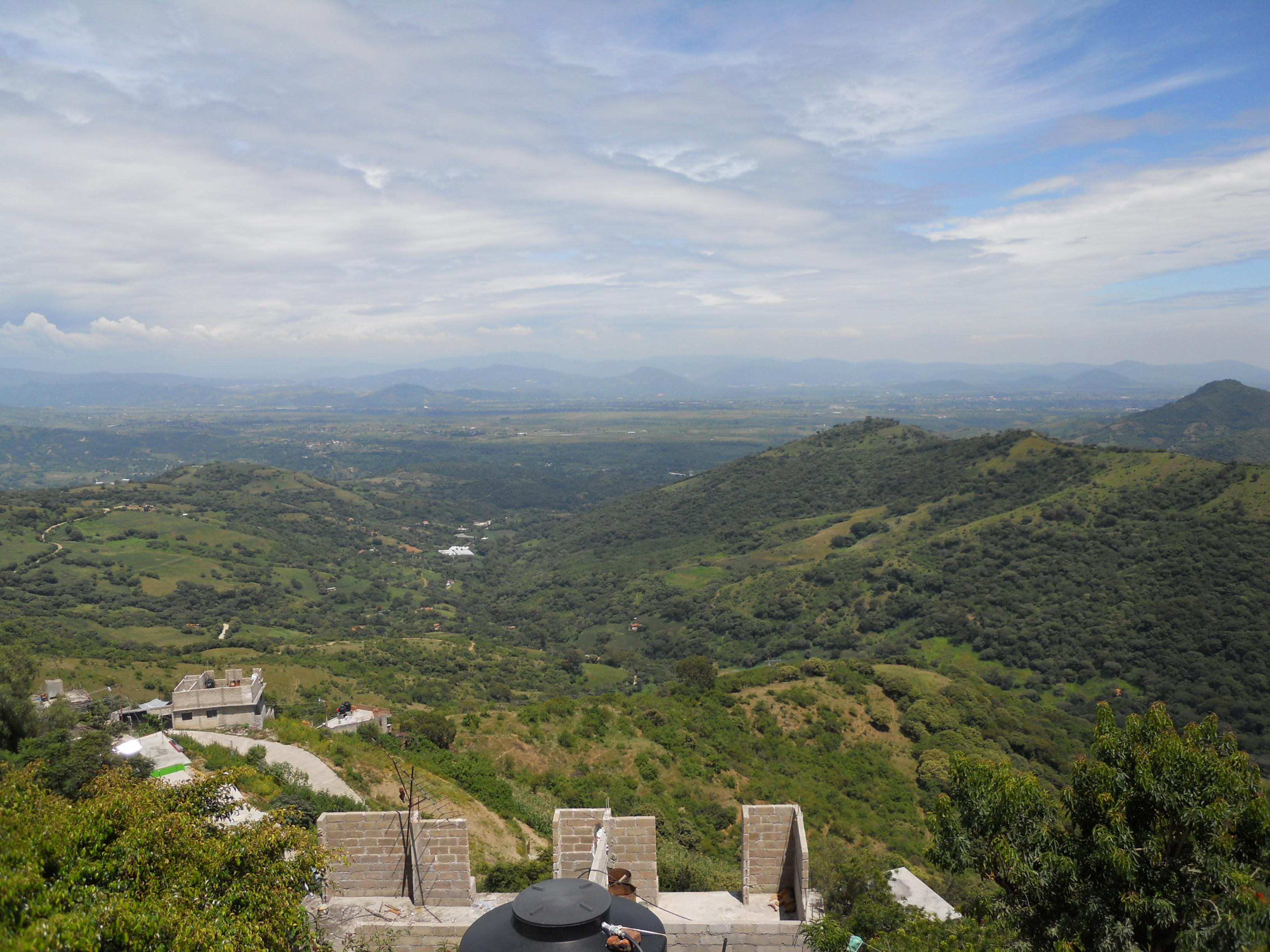 Como difunto insepulto, Un cementerio en Zacualpan, Edo  De