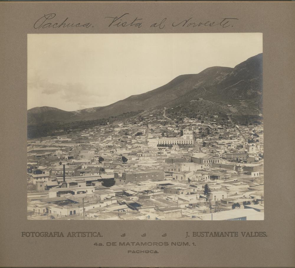 Fotos antaño Pachuca, Hidalgo, Mex. (1/6)