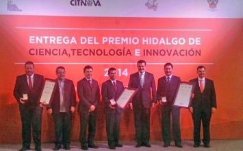 Premio Hidalgo 2014