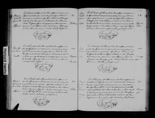 1855 23 ago reg. ec. def.  Ma de Jesús Ríos de Castañeda