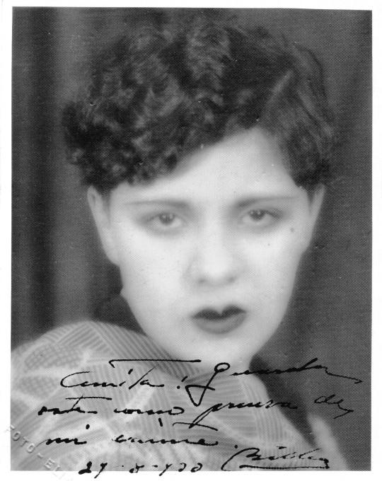 Bertha ca. 1930